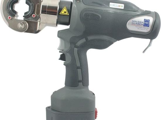 Herramienta que prensa hidráulica con pilas de PressMax®® 10