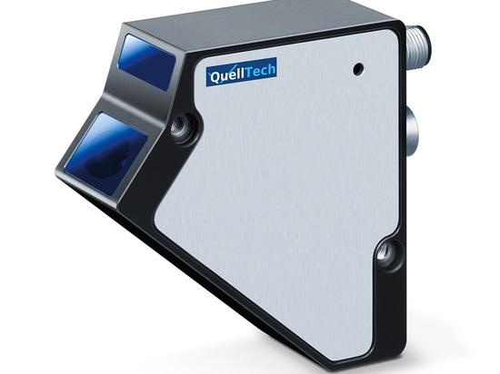 Azul del escáner de laser de QuellTech Q4-5