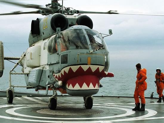 Helicóptero Ka-27
