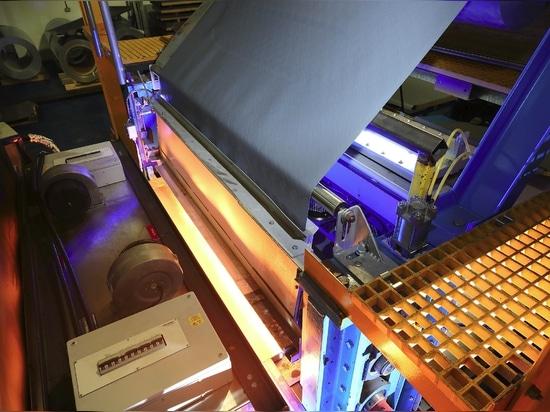 Los emisores infrarrojos procesan materiales de construcción