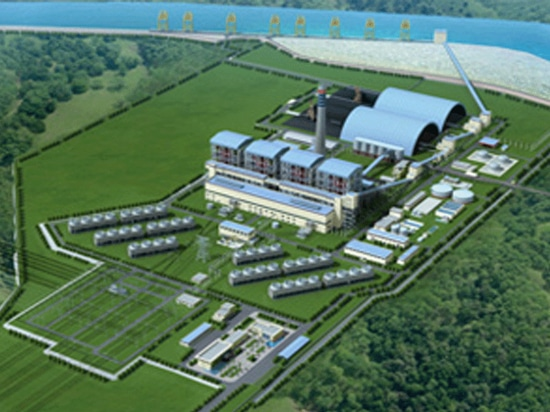 Vietnam Vinh Tan Power Plant