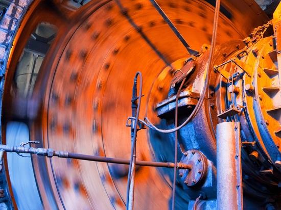 Uso del flujómetro magnético en metalurgia