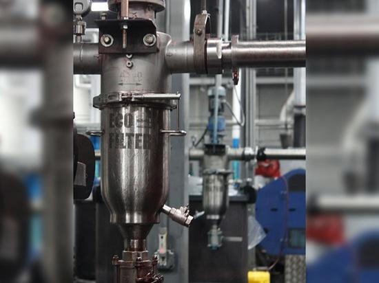 Tamiz industrial automático