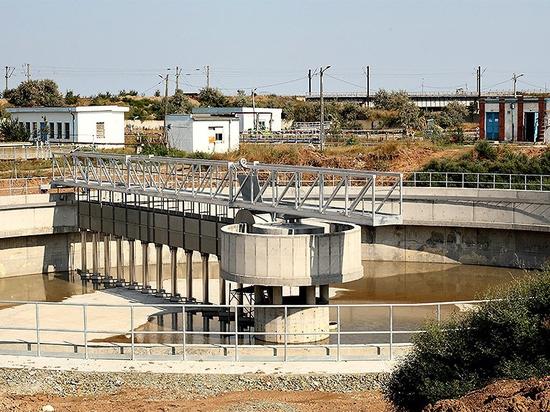 Modernas instalaciones de tratamiento de aguas residuales en Rumanía