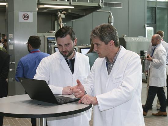 L.B. Bohle Workshop en la fabricación farmacéutica continua