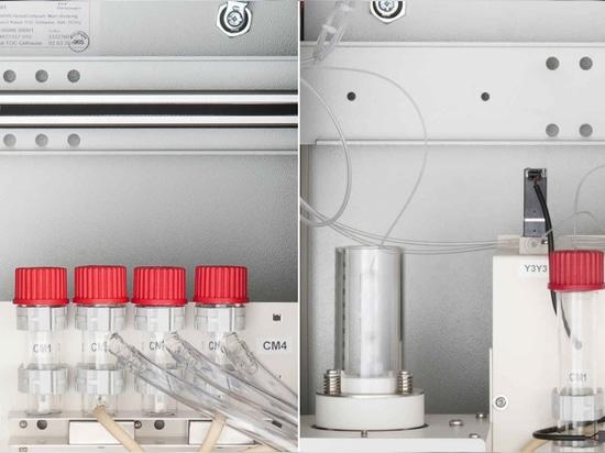 Sistema de inyección del lazo