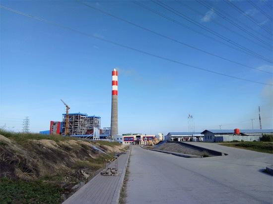 CKIC apoyan oficialmente la operación del laboratorio químico para la central eléctrica con carbón de Takala