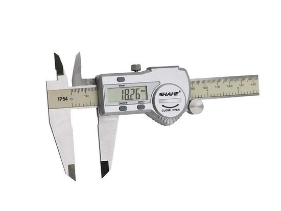 Calibrador IP54 de SHAHE/5000-200 0-200m m 0.01m m ±0.03mm/Digital