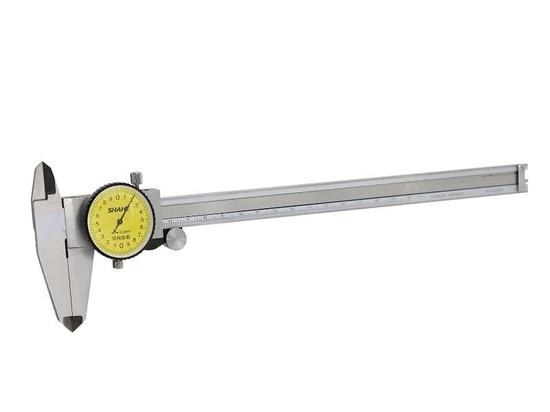 Calibrador de SHAHE/5105-200 0-200m m 0.02m m ±0.03mm/Dial