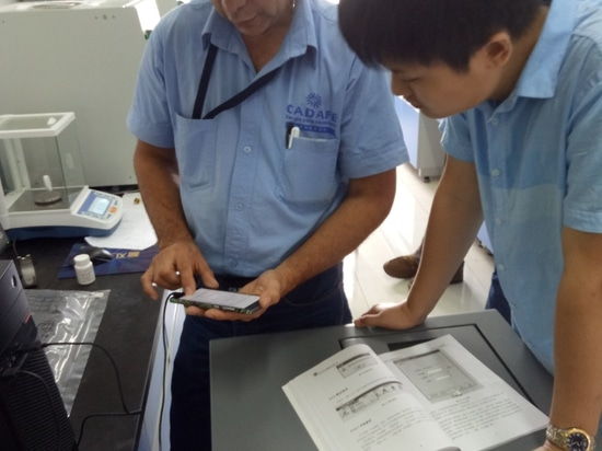 CKIC terminan el servicio para Planta Centro 600MW en Venezuela
