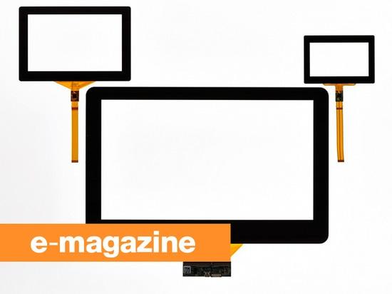 Q&A. en contacto con el futuro con tecnología modificada para requisitos particulares de la pantalla táctil