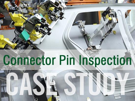 Conector Pin Inspection del estudio de caso