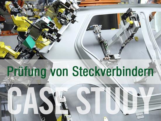 Estudio de caso Prüfung von Steckverbindern