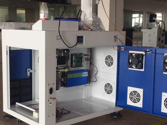 Fuente de alimentación de CHUHAN que cambia para las salidas de las maneras de la máquina 500w-five/penta del laser