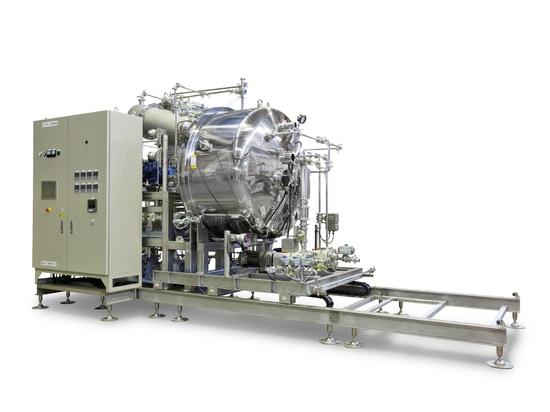 """Evaporador de Flujo Centrífugo al vacío """"EVAPOR"""": Una Mezcla de Tecnología Japonesa y Alemana"""