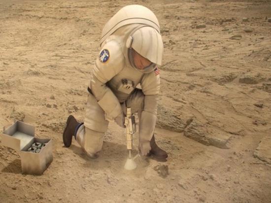 Cortesía de la NASA