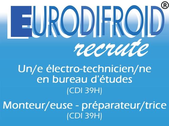 Eurodifroid está reclutando
