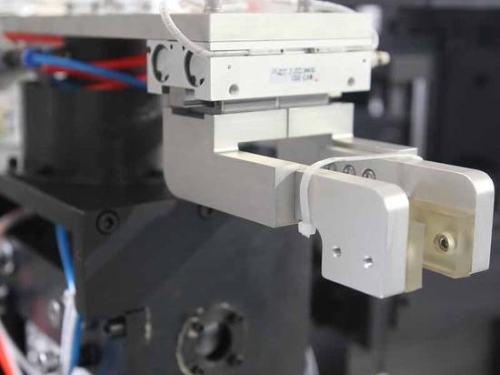 Máquina de equilibrio automática de enrrollamiento del rotor
