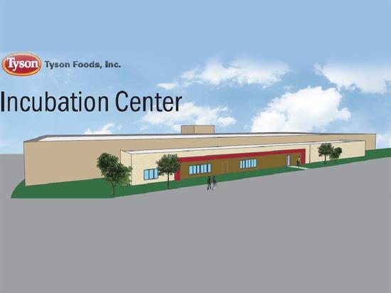 Tyson Foods Incubation Centre, Arkansas