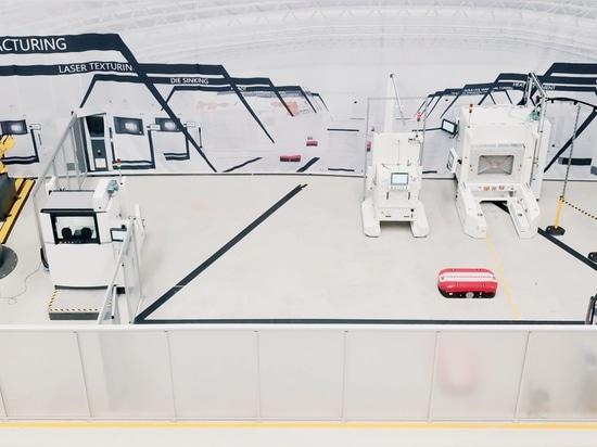 El proyecto de NextGenAM lanza al primer piloto Facility