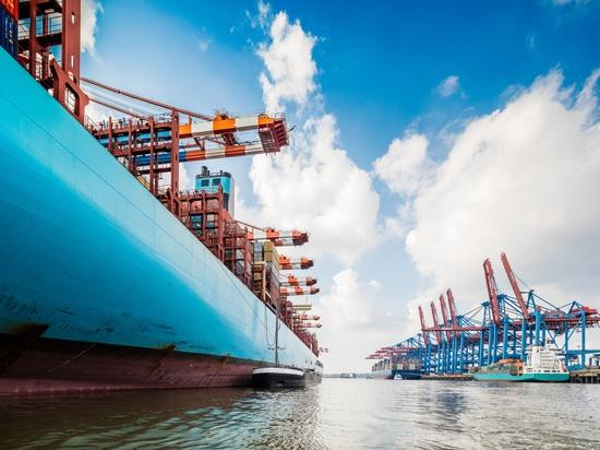 Ideanomics y empresa conjunta de la forma de la tecnología del comercio de APMEN para el proyecto portuario del blockchain