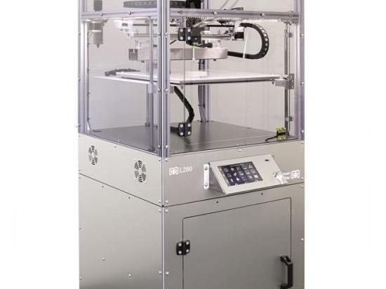 RepRap revela la impresora Producción-lista líquida de L280