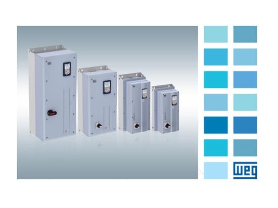 Lanzamiento de producto de WEG – CFW11 recinto de la nema 12/IP55