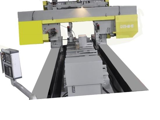 Sierra de cinta CNC horizontal GZ4255T para aluminio