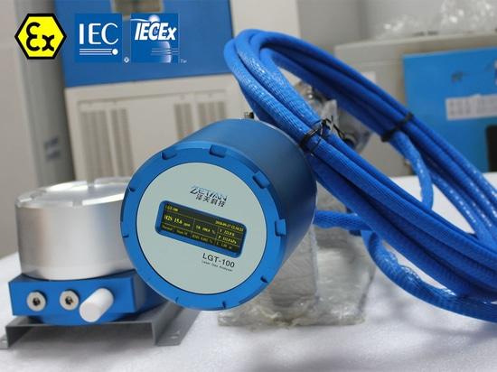 ATEX certifica para el analizador de gas de laser LGT-1000