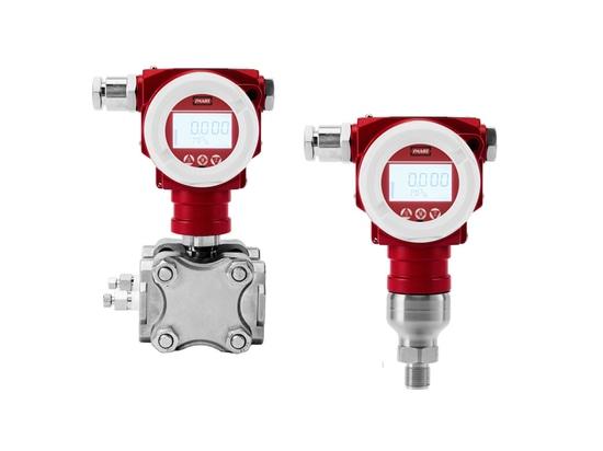 Transmisor de presión electrónico