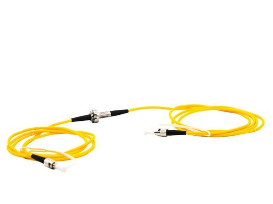 Junta rotatoria de la fibra óptica