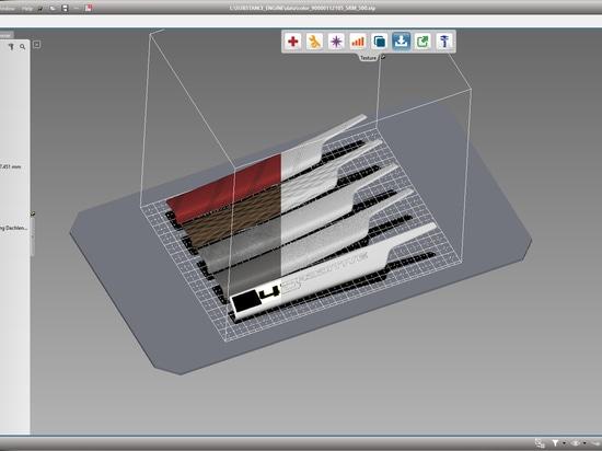 Software del TOP 10 cad para la impresión 3D: ¡4D_Additive colocó en el TOP 7 por 3Dnatives!