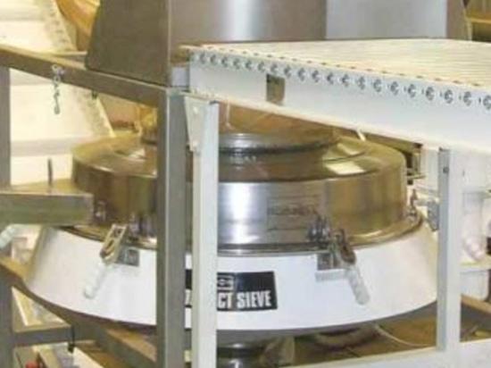 Proyección industrial de té en Clipper Teas