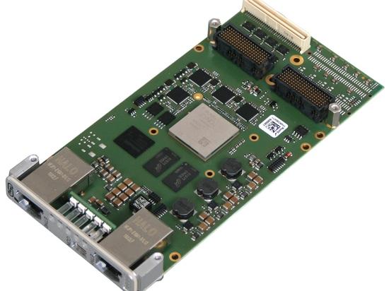 Tarjeta SoC con FPGA integrada (XMC-CPU/Zulu)