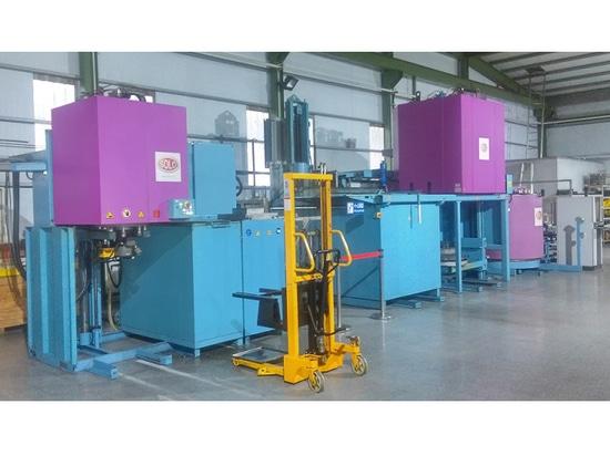 SOLO Swiss batch furnace Profitherm P300 shipped to Taiwan.