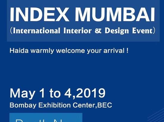 Índice mumbai International Interior&Design Event