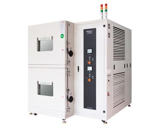 Cámara de prueba de temperatura de doble piso de nuevo diseño