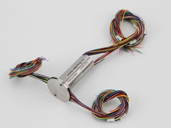 80 circuitos encapsulan el anillo colectando con diseño compacto