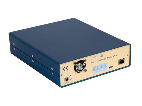 El módulo DAQ se adapta a los sensores de posición