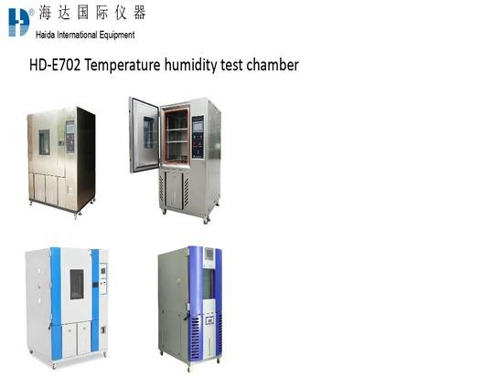 Cámara de la temperatura constante y de la humedad