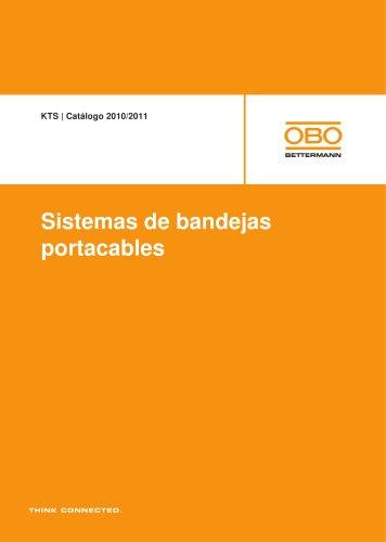 KTS Bandejas portacables