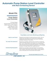 PSL Pump Station Level Controller - PSL