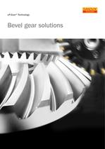 Bevel gear solutions