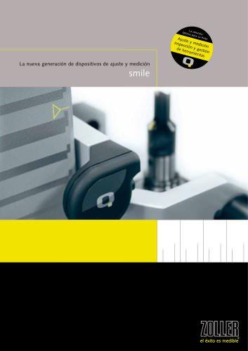 Instrumentos de ajuste y medición verticales - smile