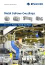 Metal Bellows & Servo-Insert Couplings, Line Shafts