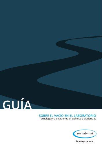 Sistemas de vacío en el laboratorio