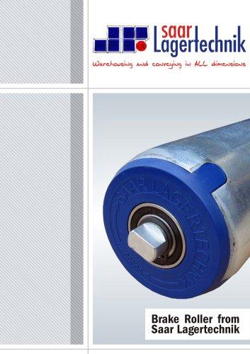 Brake roller from Saar Lagertechnik