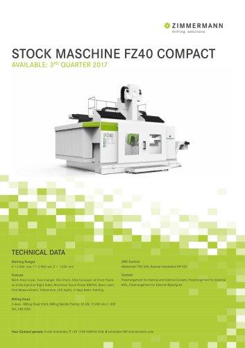 Stock: FZ40 COMPACT