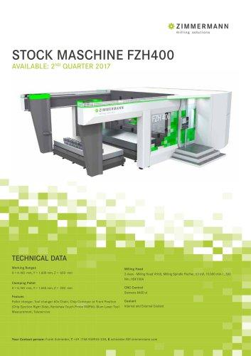 Stock: FZH400
