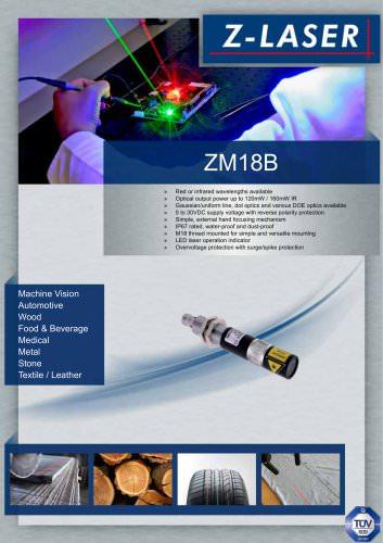 Z-LASER, ZM18B